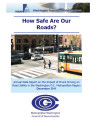 How Safe Are Our Roads?: Annual Data Report on the Impact of Drunk Driving on Road Safety in the Washington D.C....