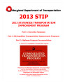 2013 Statewide Transportation Improvement Program